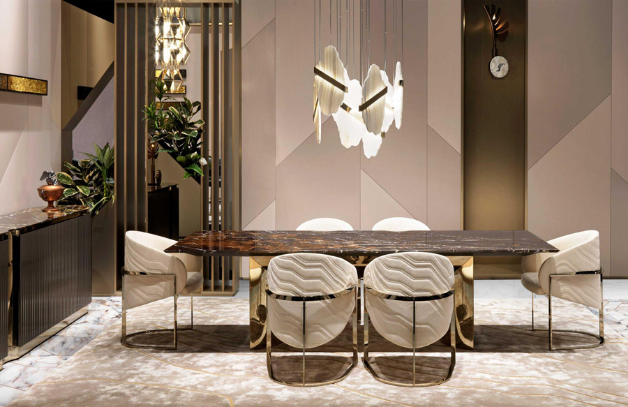 Showroom di Arredi di lusso